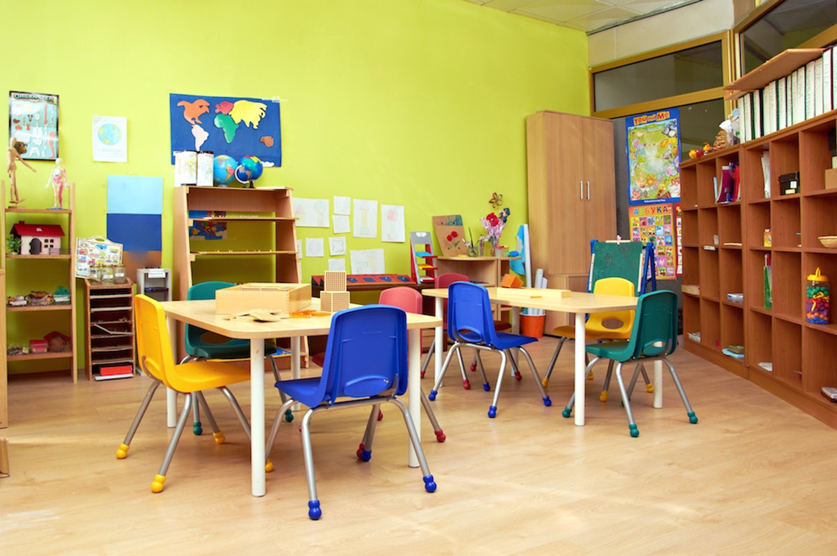 Choosing Paint Colors Strategically for Your Classroom