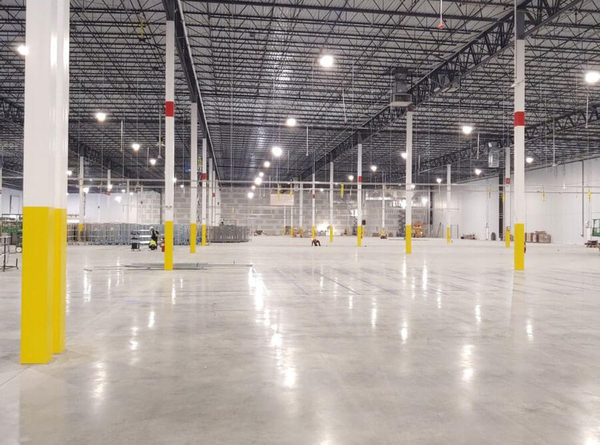 Why It's Important to Ensure Your Industrial Flooring Is Cleaned and Maintained