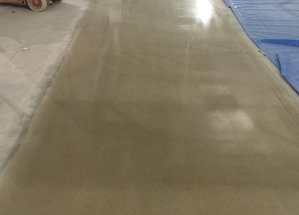 6 Benefits of Polished Concrete for Workspace Flooring