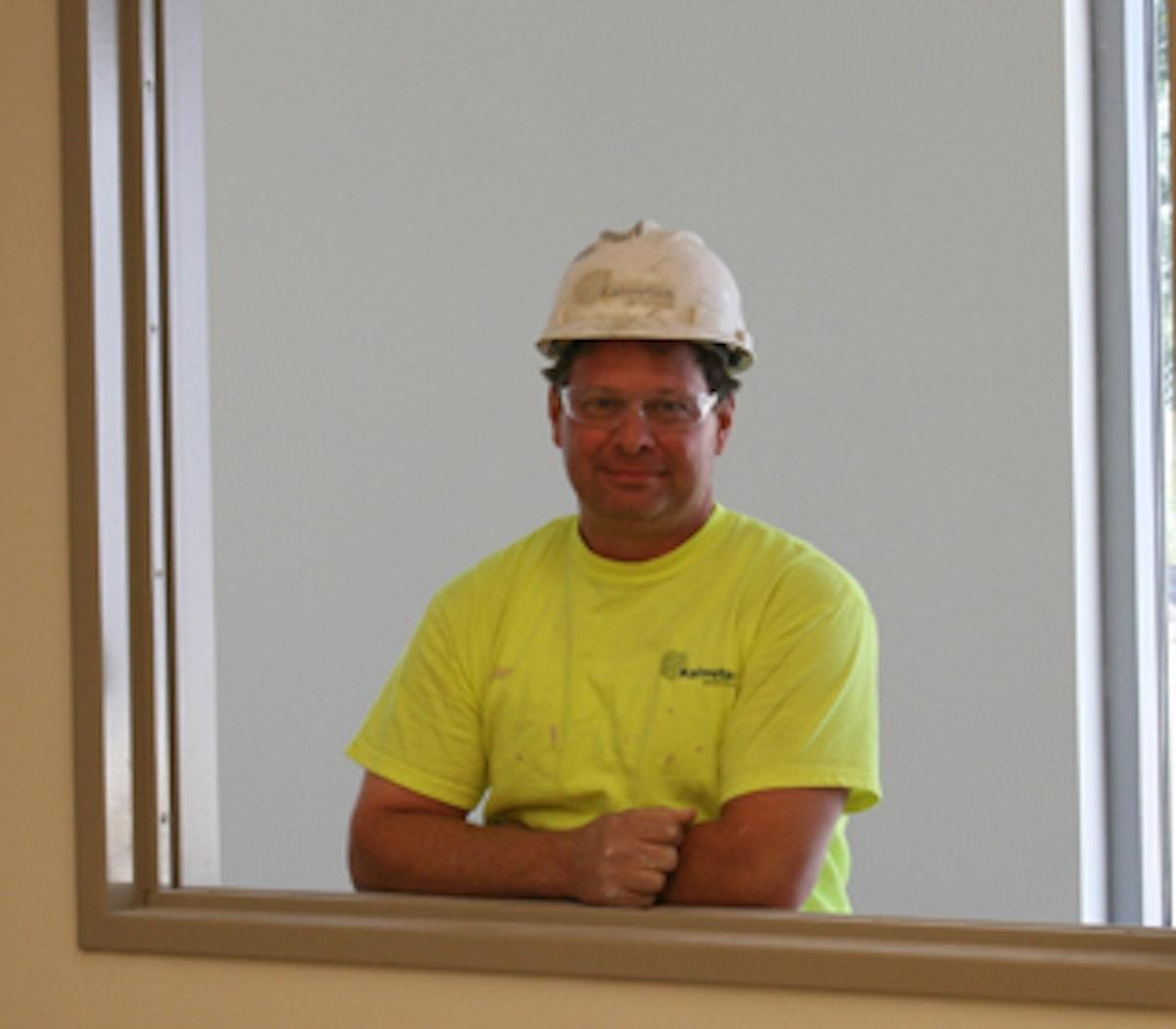 Employee Spotlight: Mike Ward - Foreman
