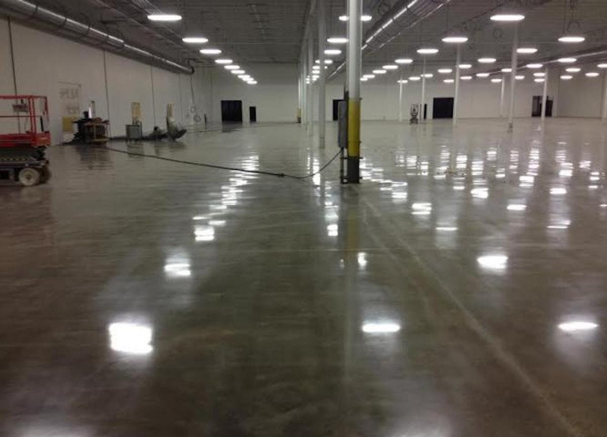 Concrete Floor Polishing and Repairs in West Bridgewater, MA