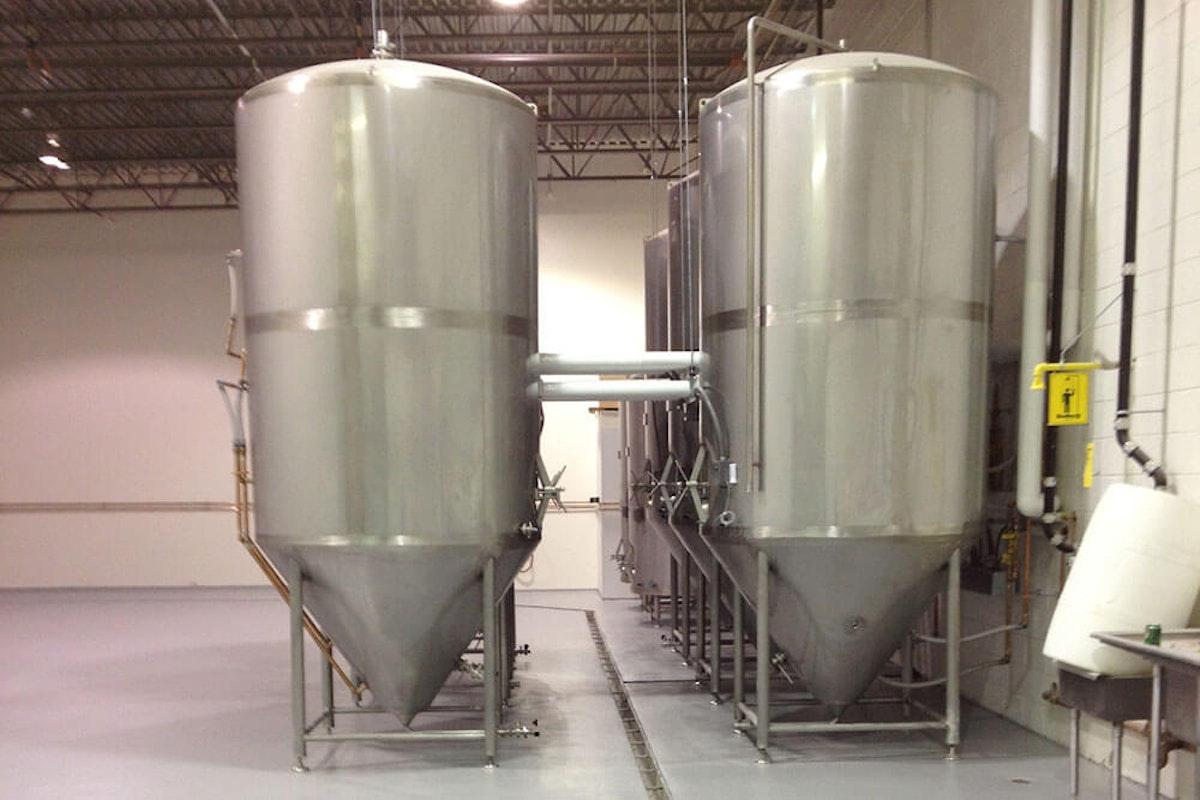 Antimicrobial floor coating in brewery floor Antimicrobial Flooring: 4 Benefits of Antimicrobial Coatings