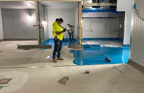 How Epoxy Floor Systems Help Protect You and Your Staff