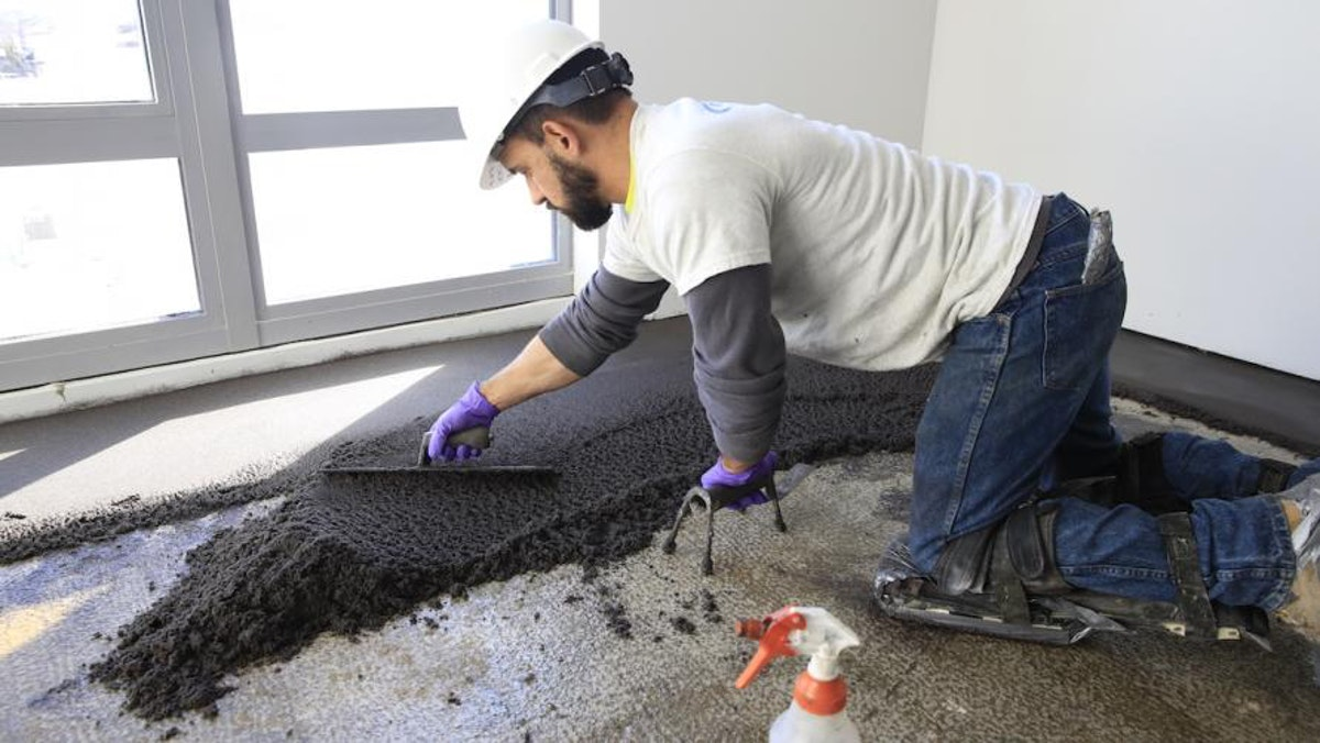 Converting or Remodeling Industrial Space? Don't Forget Your Floors