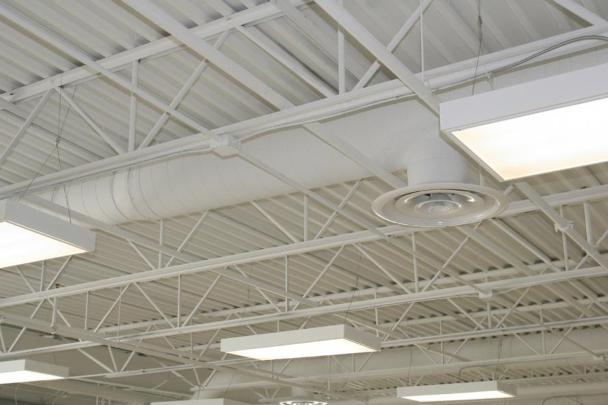 Industrial Cleaning: Is it Time to Clean Your Ceilings?